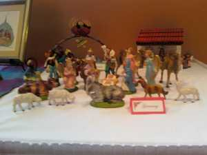 International Nativity Scene in Pella, Iowa