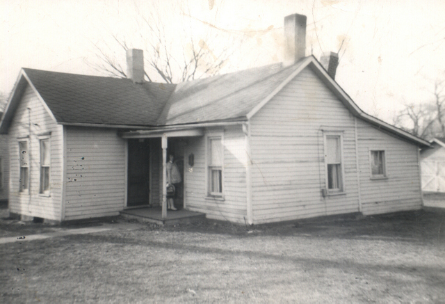 Effie's childhood home, Des Moines, IA